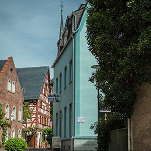 Ferienwohnung Bad Camberg - Aussenansicht